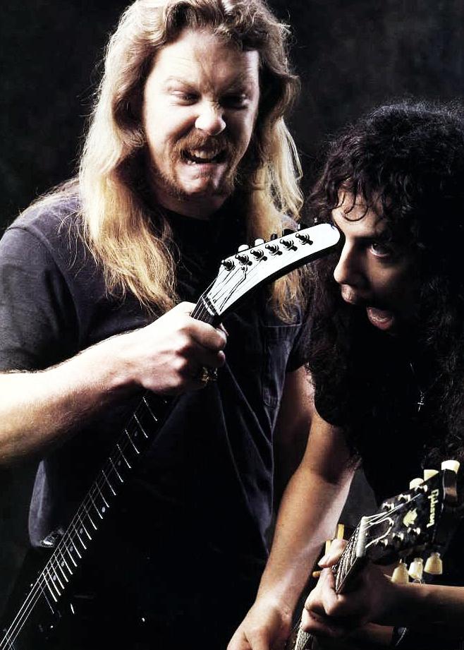 Kirk Hammett PNG - 7705