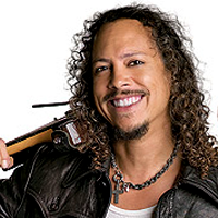 Kirk Hammett - Kirk Hammett PNG