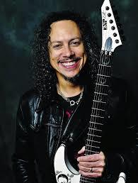 Kirk Hammett PNG - 7696