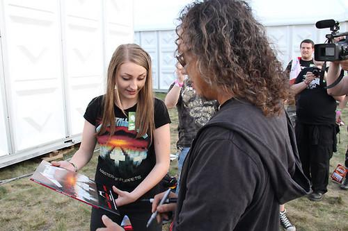 Kirk Hammett PNG - 7698