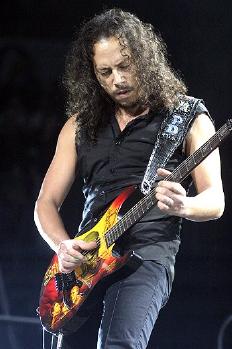 Kirk Hammett PNG - 7700