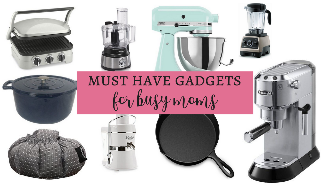 Top 10 Kitchen Gadgets for Busy Moms - Kitchen Gadget PNG