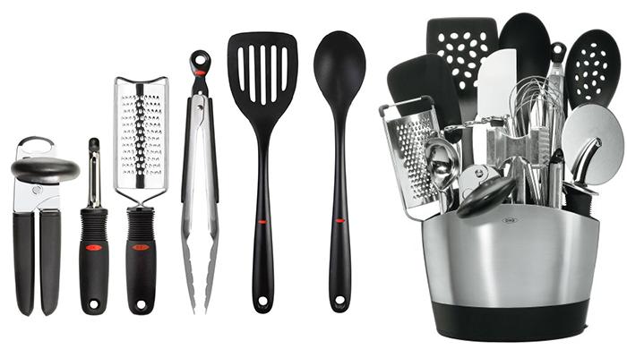 Everyday Kitchen Tool Set