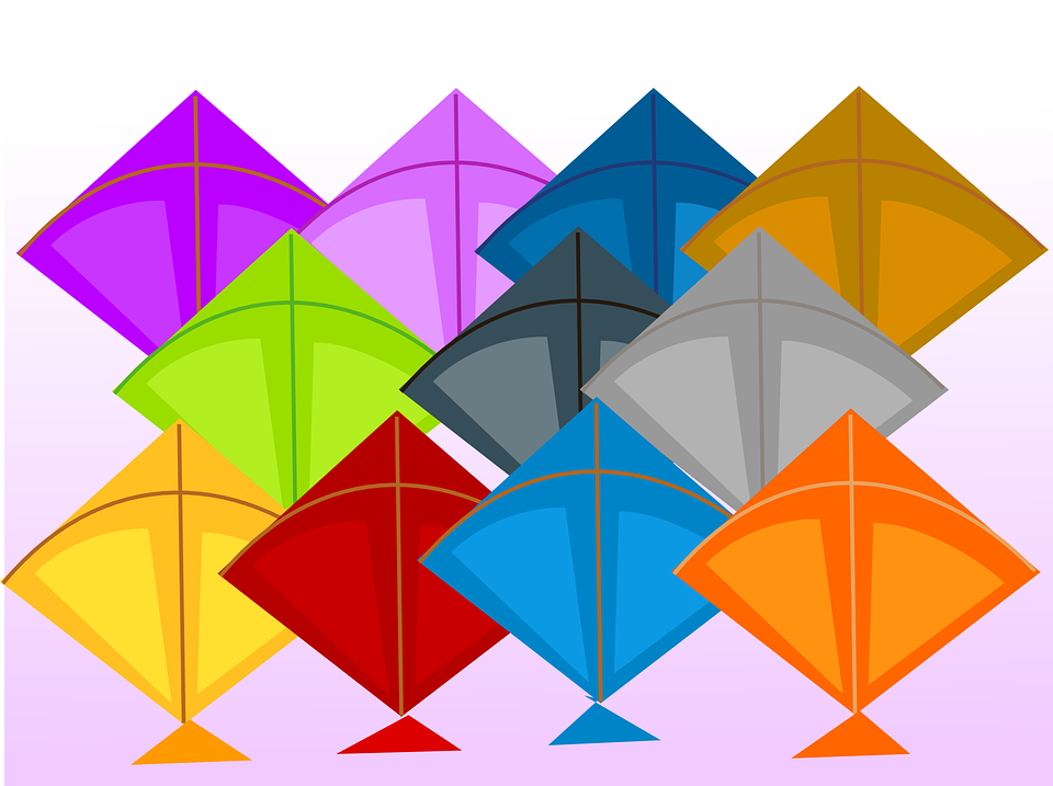 Kite PNG HD Images - 138912