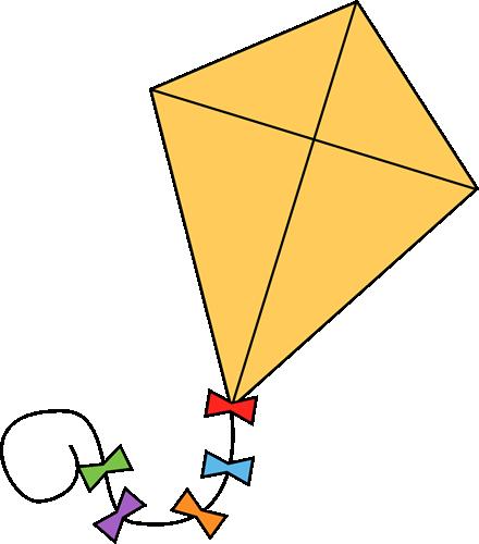 colorful kite with kite