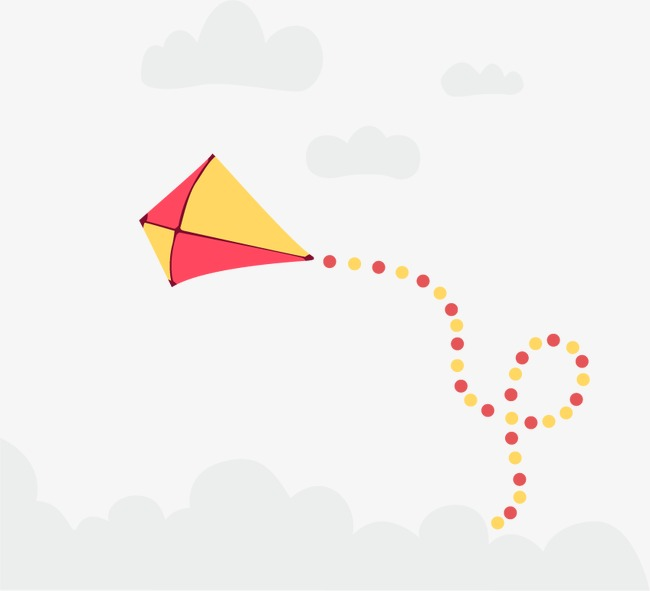 Vector kite flying, Hd, Vector, Sky PNG and Vector - Kite PNG HD Images