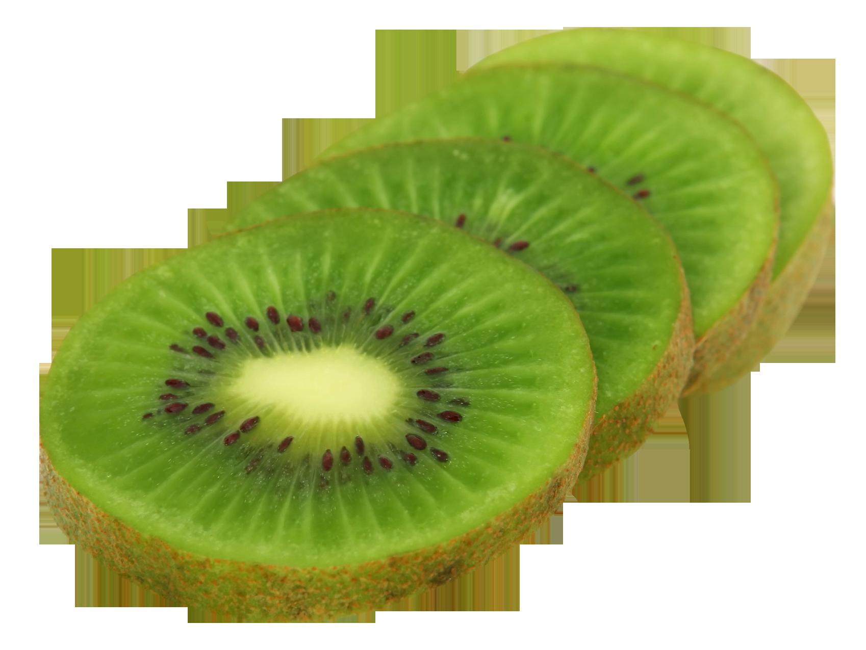 Kiwi Slice PNG - 44559