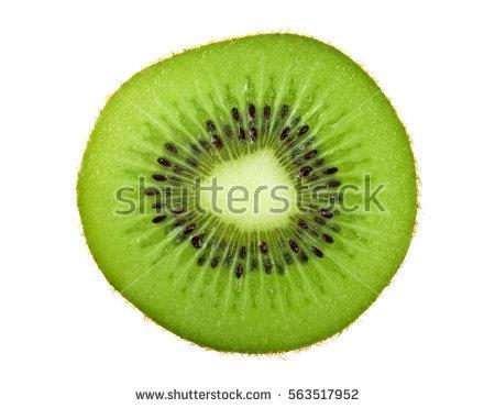 Kiwi Slice PNG - 44567