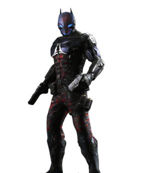 File:Arkham Knight.png - Knight PNG