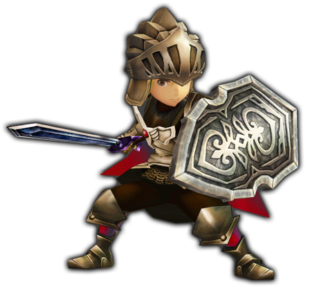 Knight PNG - 8739