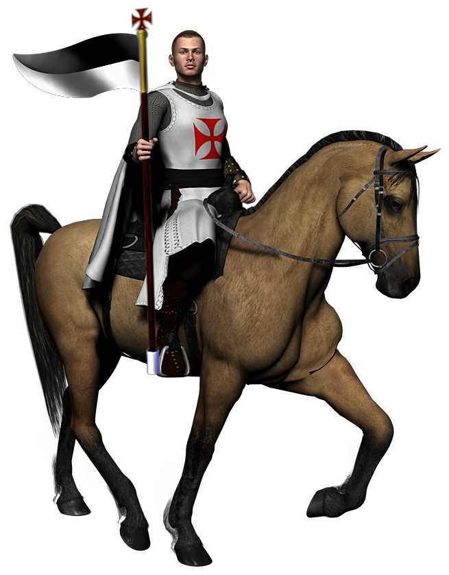 Knight PNG - 8731