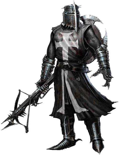 Knight PNG - 8734