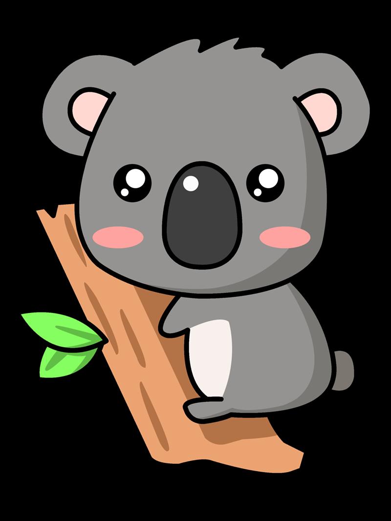 Free to Use u0026 Public Domain Koala Clip Art - Baby Koala PNG - Koala PNG HD