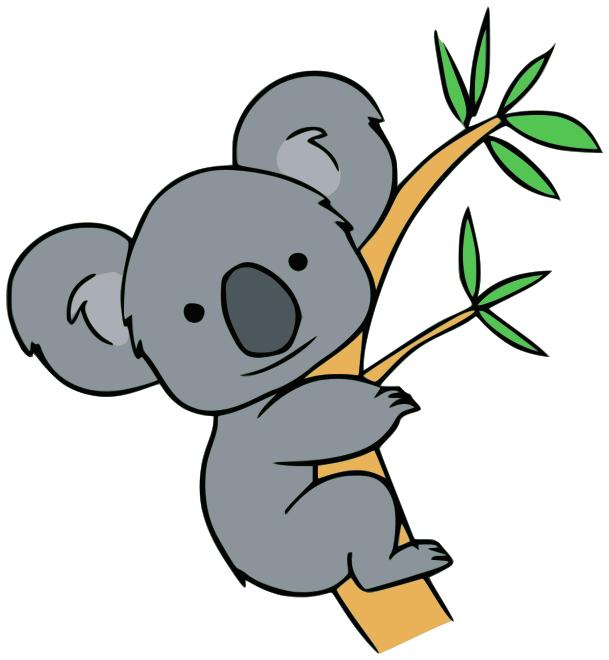 Koala Tree PNG - 42868