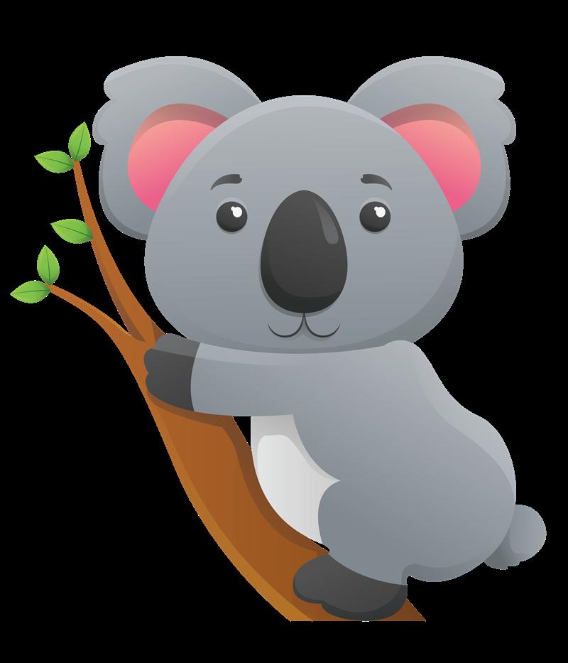 Koala Tree PNG - 42878