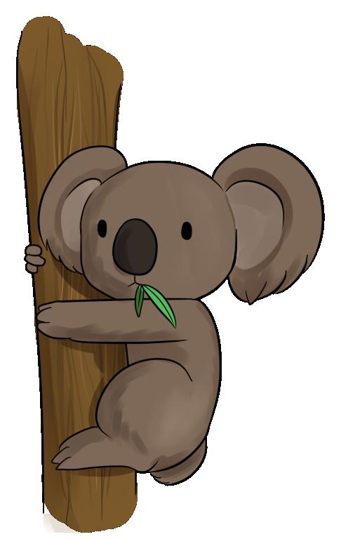 Koala Tree PNG - 42874
