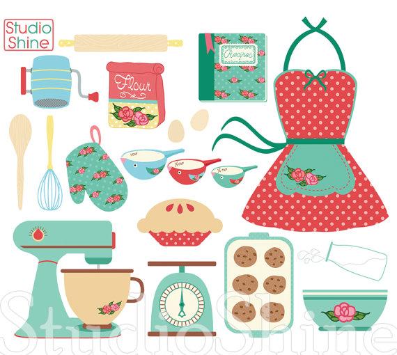 Kochen Und Backen PNG Rahmen - 80076