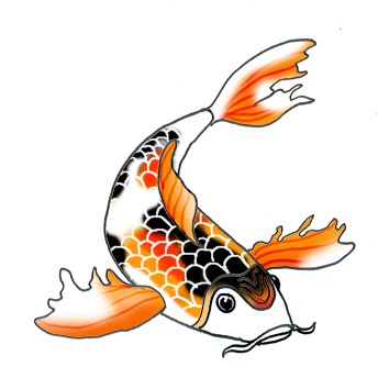 Koi Fish PNG HD - 127780