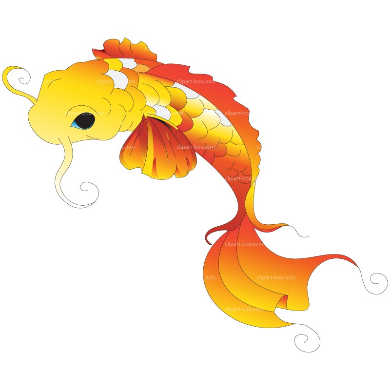 Koi Fish PNG HD - 127789