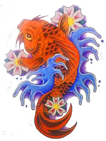 Fish Tattoos PNG - 914