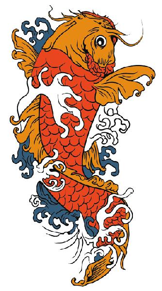 Fish Tattoos PNG - 924
