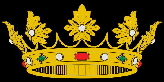 Corona-duque.png - Korona PNG