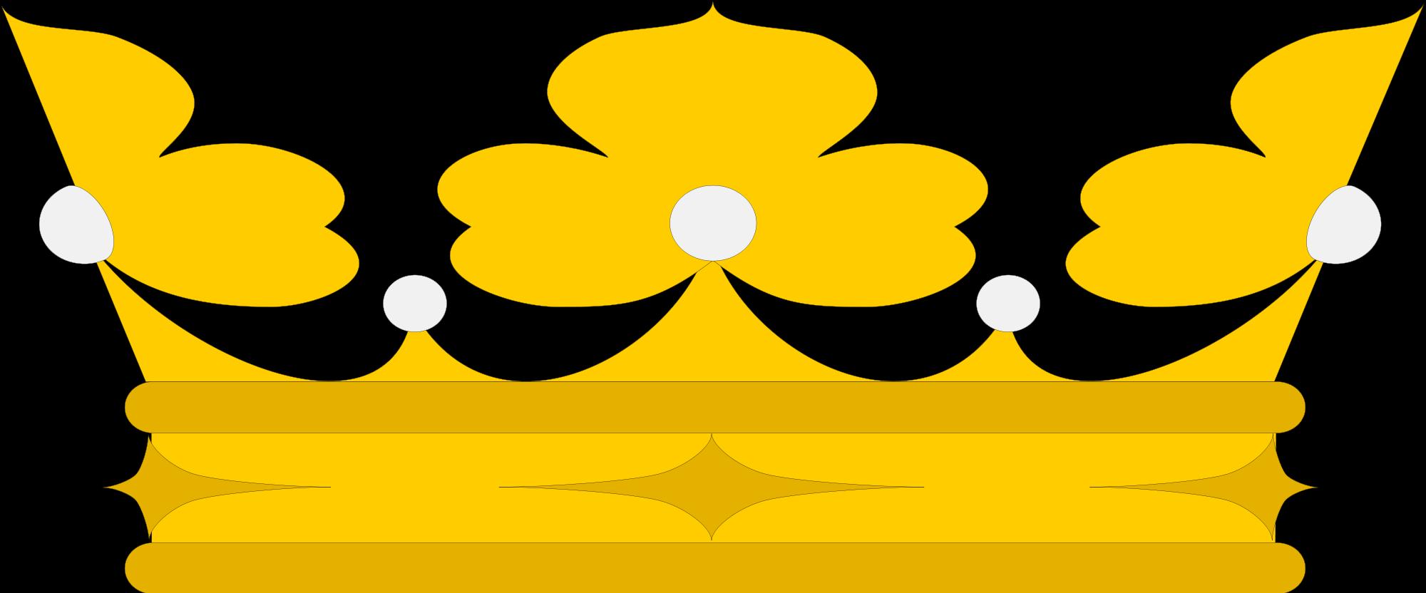Open PlusPng.com  - Korona PNG