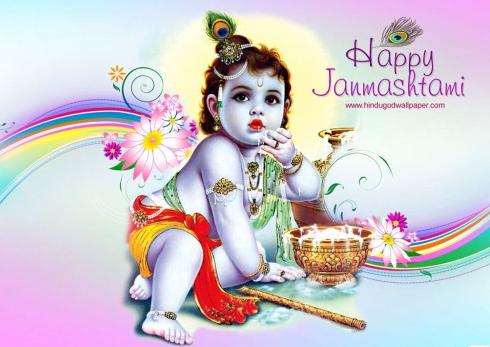 Krishna Janmashtami PNG - 52064