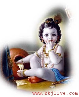 may KRISHAN ji brings loadsss n loadsss of happiness in ur life n ur all  dreams come true!! may HE blessed u wid all HIS love !! - Krishna Janmashtami PNG