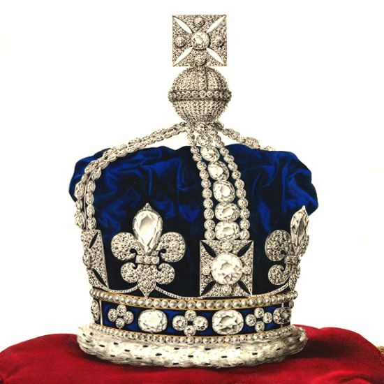 File:Krone der Königin Adelheid.png - Krone Konigin PNG