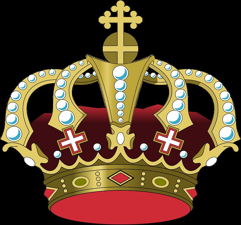 Krone, König, Royal, Lizenzfreie, Kaiser, Königin - Krone Konigin PNG