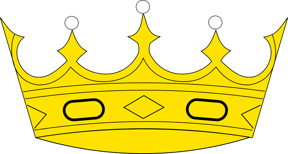 Krone, Royal, Luxus, Königin, König, Prinzessin, Gold - Krone Konigin PNG
