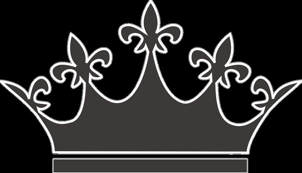 Krone, Tiara, Königin, Prinzessin, Royal, Symbol, Adel - Krone Konigin PNG