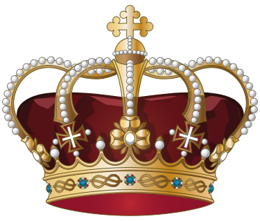 File:Crown of Italy.svg - Krone PNG Transparent