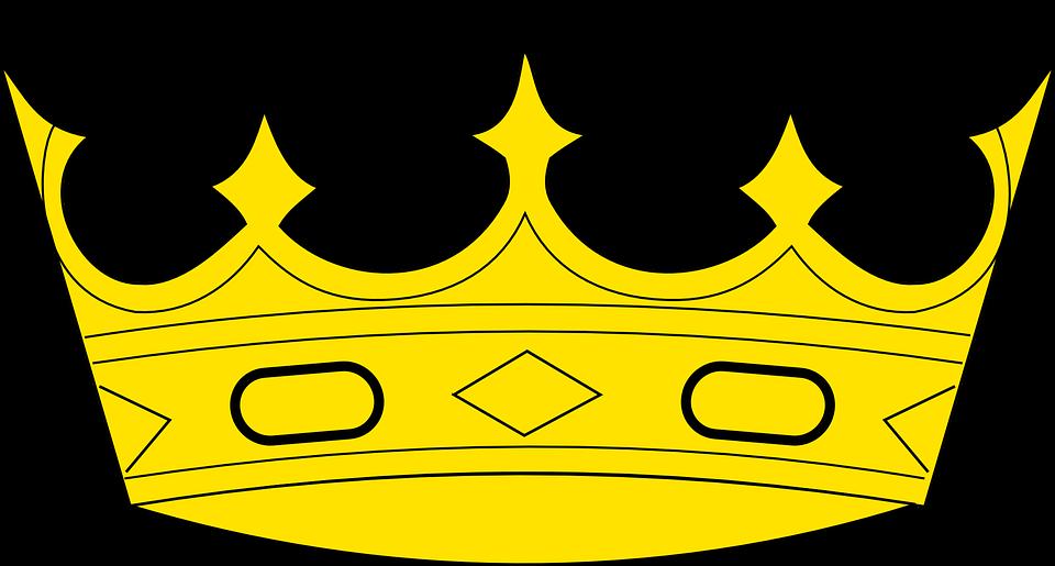 Krone, Royal, Luxus, Königin, König, Prinzessin, Gold - Krone Prinzessin PNG