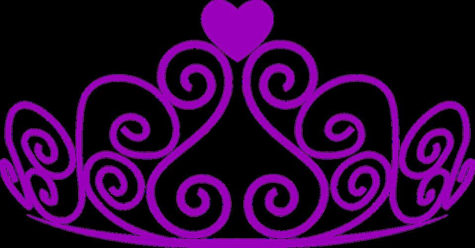 Tiara, Krone, Königin, Prinzessin, Herz, Grafik - Krone Prinzessin PNG