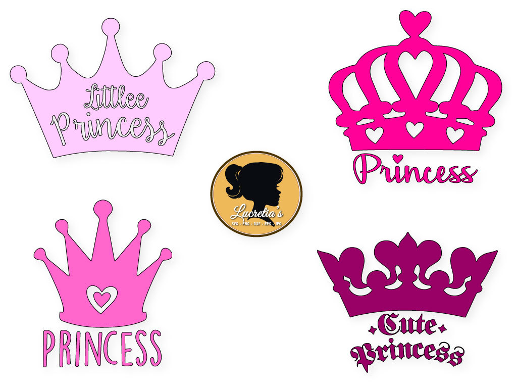 - Krone Prinzessin PNG