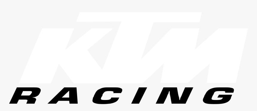 Ktm Racing Logo Black And White - Ktm Logo, Hd Png Download - Kindpng - Ktm Racing Logo PNG
