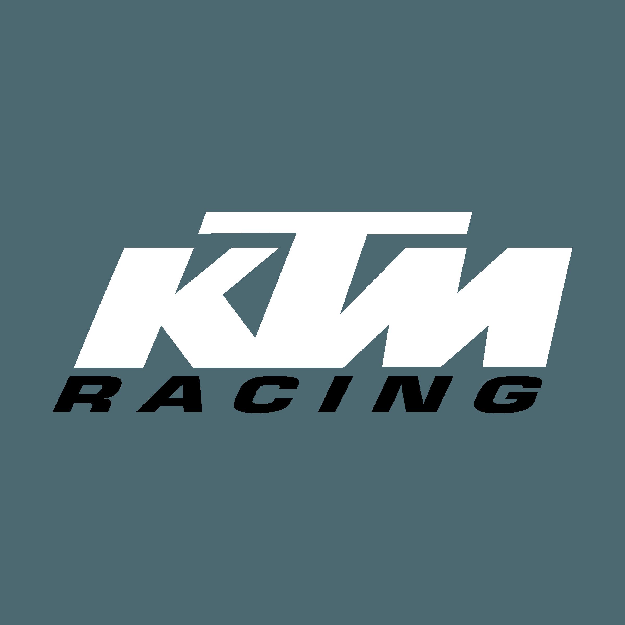 Ktm Racing Logo - Pluspng
