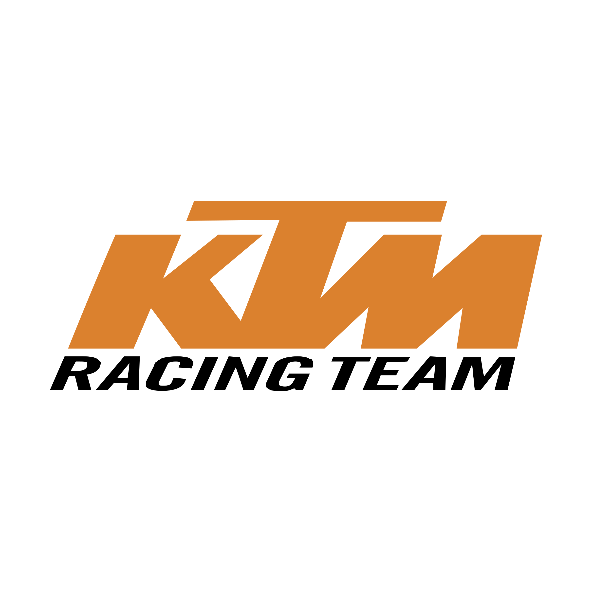 Ktm Logo, Vector Logo Of Ktm