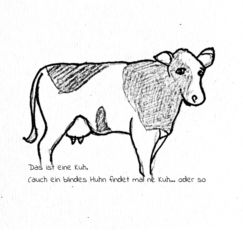 Kuh.png - Kuh Melken PNG