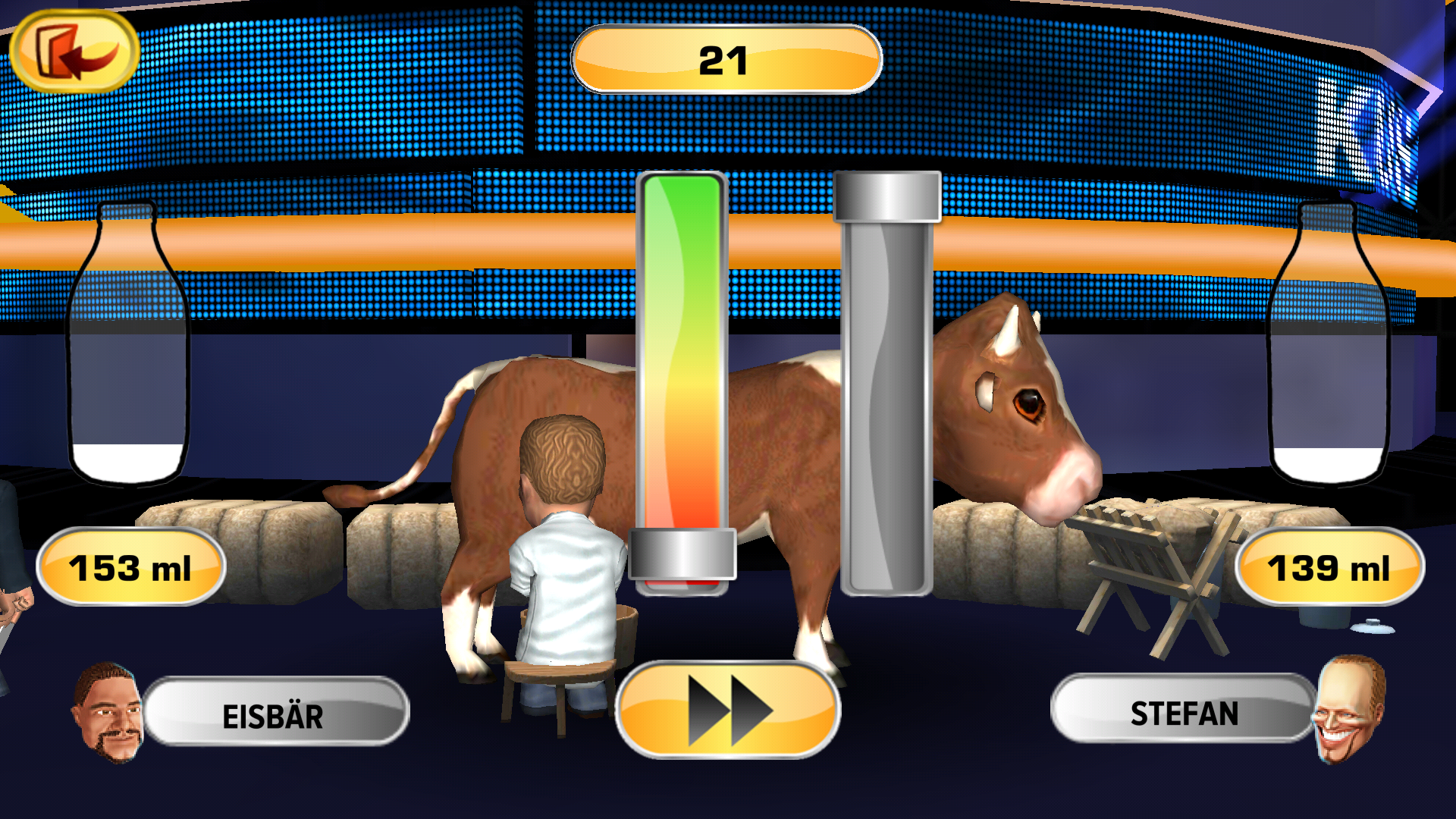 schlag-den-raab-kuh-melken - Kuh Melken PNG