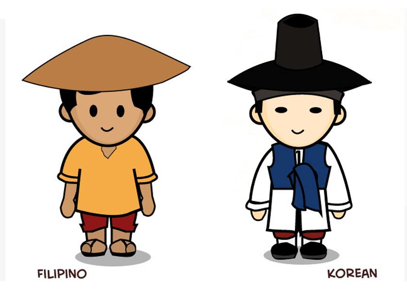 korean filipino culture diffe