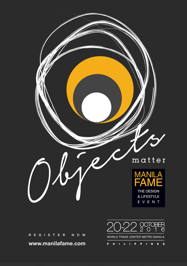 Manila Fame 2016: Objects Matter - Kulturang Pinoy PNG