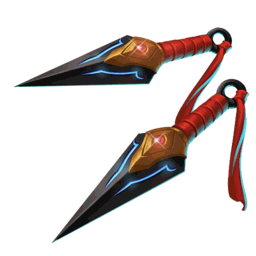 File:Seeking Kunai.png - Kunai PNG