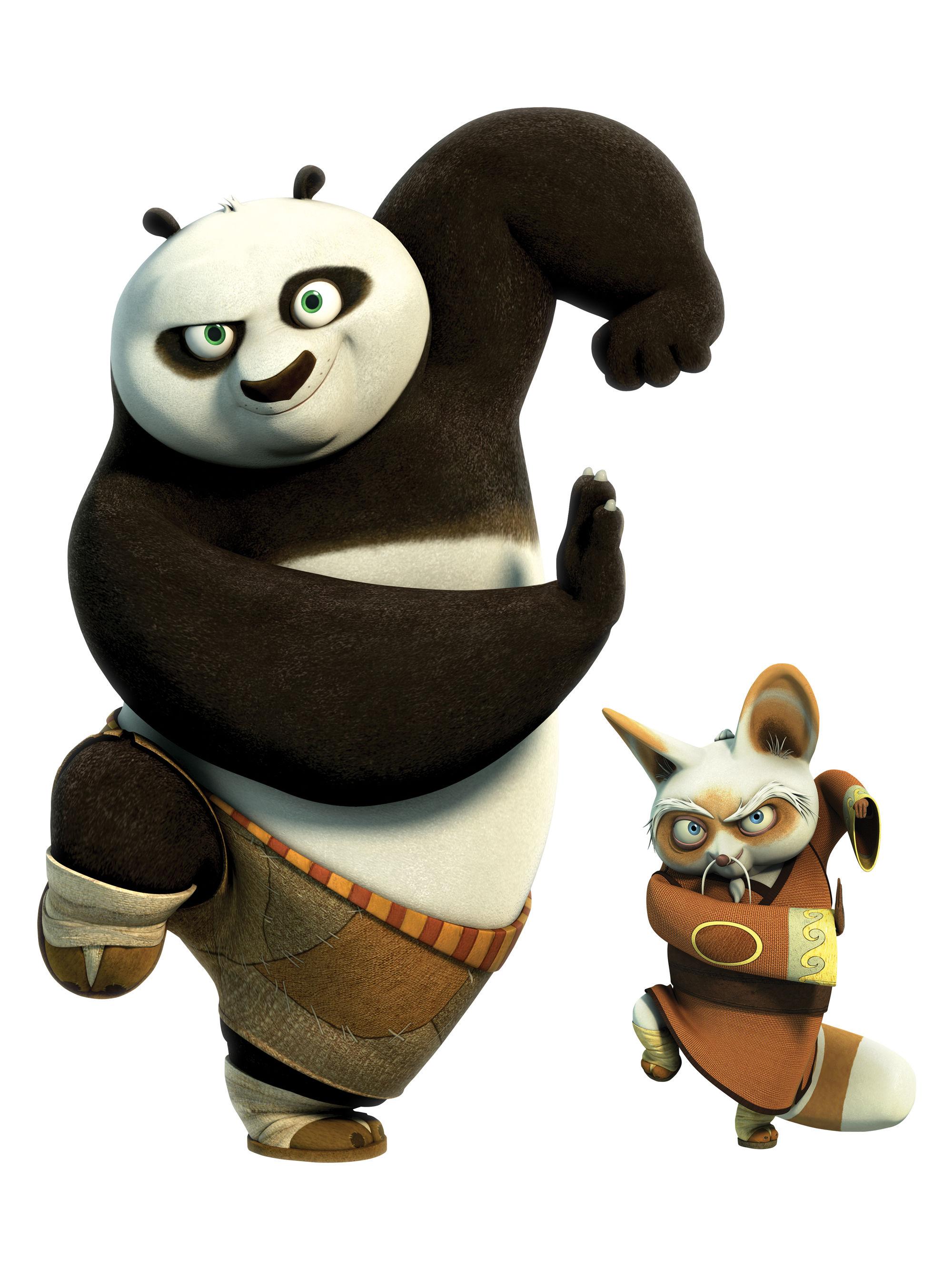 Kung Fu Panda PNG - 12910