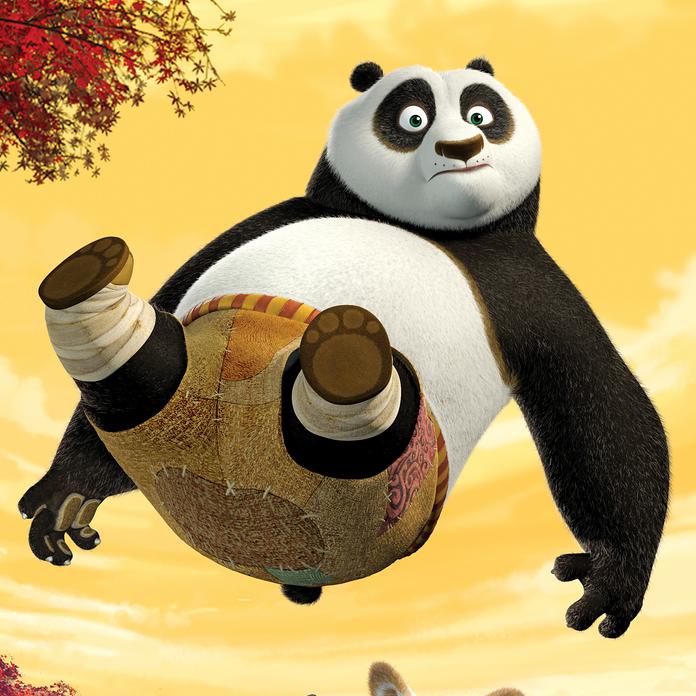 Kung Fu Panda PNG - 12900
