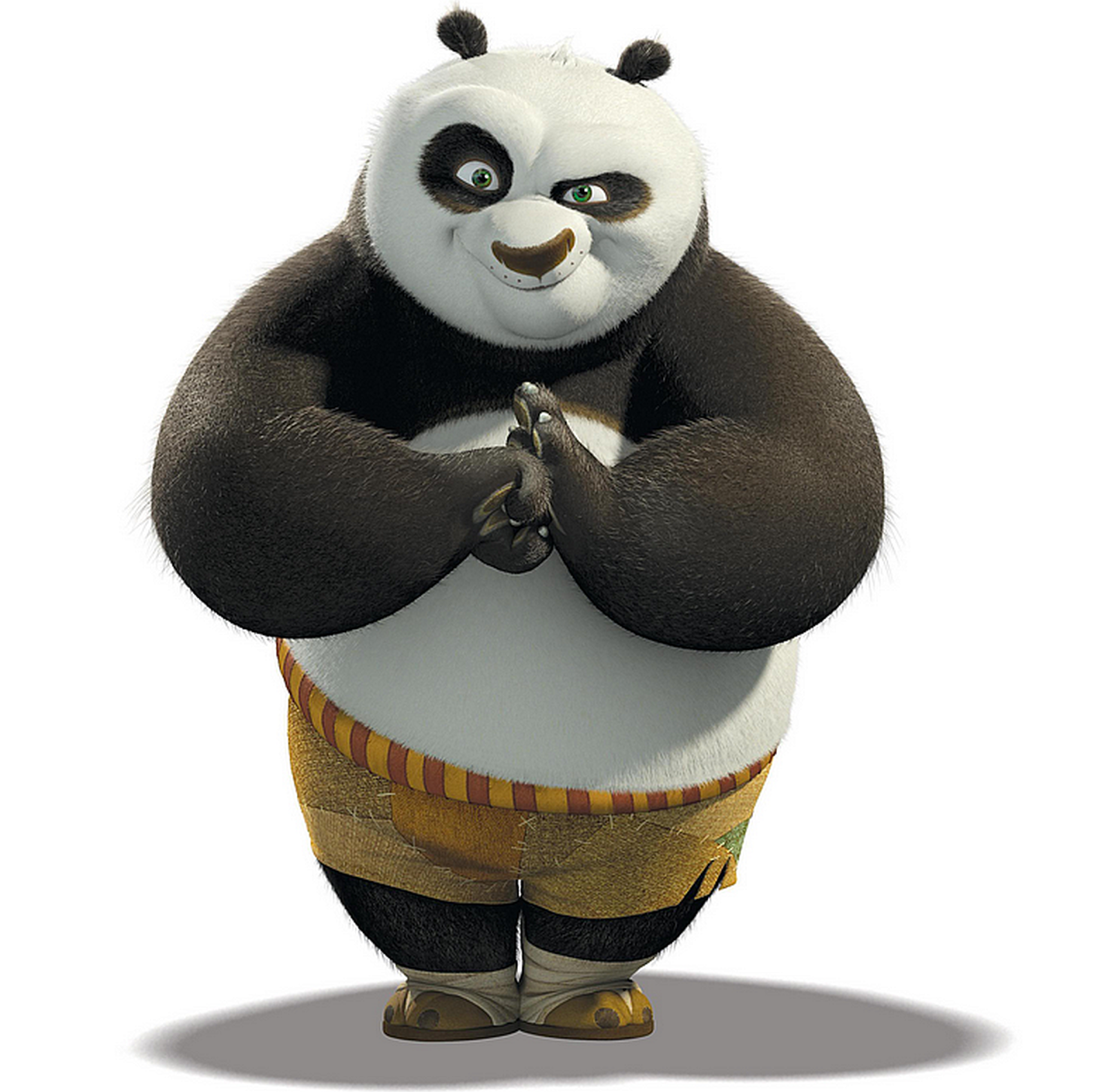 Filename: Kung Fu Panda 3 Po.png - Kung Fu Panda PNG