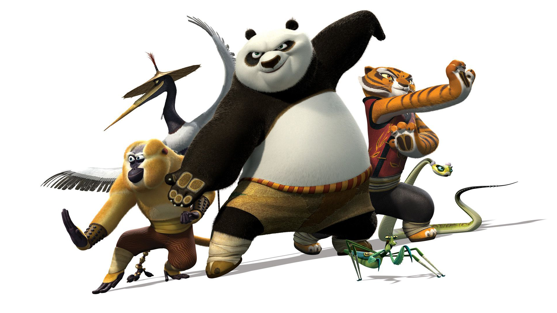 2011 Kung Fu Panda 2 HD - Kung Fu Panda PNG HD