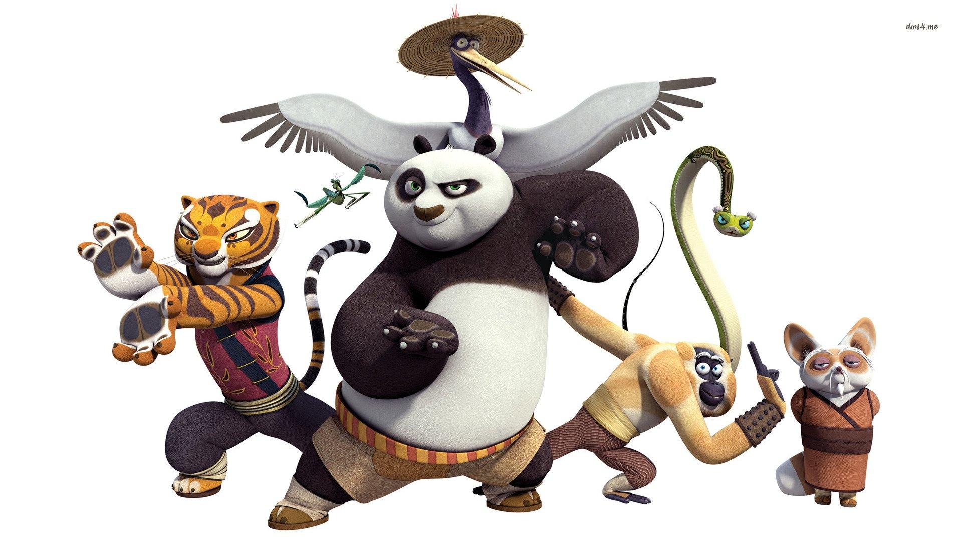 Kung Fu Panda 297018 - Kung Fu Panda PNG HD